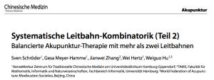 Artikel Chinesische Medizin Nr.4/2013